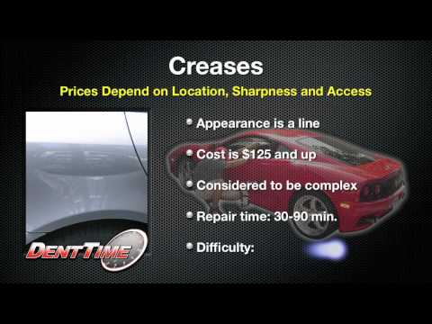 Paintless Dent Repair Cost >> Car Ding Removal Cost Car Ding Removal