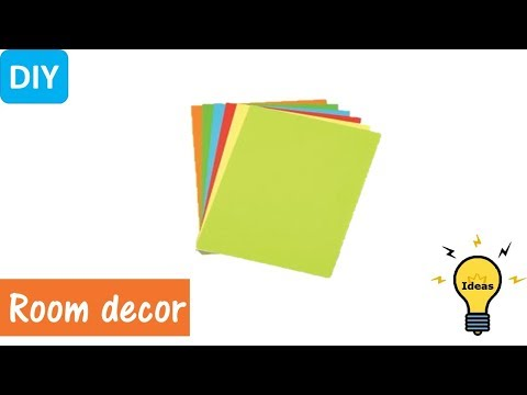 paper crafts | diy room decor | wall hanging ideas | easy craft idea | cool idea you should know