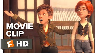 Leap! Movie Clip - Victor's New Job (2017) | Movieclips Coming Soon