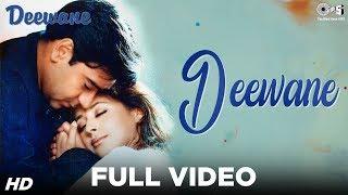 Deewane Pyar Ke Hai Hum Deewane - Title Track - Ajay Devgan & Urmila - Full Song