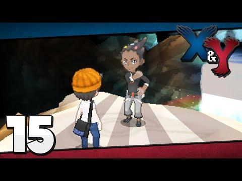 Pokémon X and Y - Episode 15 | Cyllage Gym Grant!