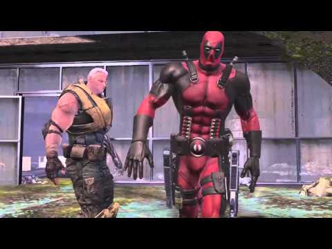 Deadpool - Gameplay Walkthrough ( Xbox One ) HD (Part 9)