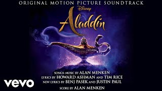 """Alan Menken - Escape from the Cave (From """"Aladdin""""/Audio Only)"""