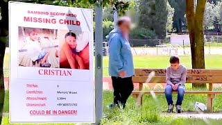 The Lost Child Experiment (Social Experiment)
