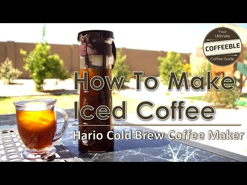 How to Make The Best Iced Coffee At Home