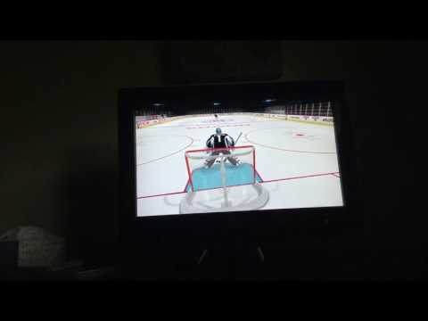 Making a goalie and a player gameplay nhl legacy addition PS3