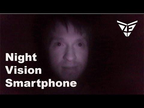 Night Vision Smartphone IR Torch