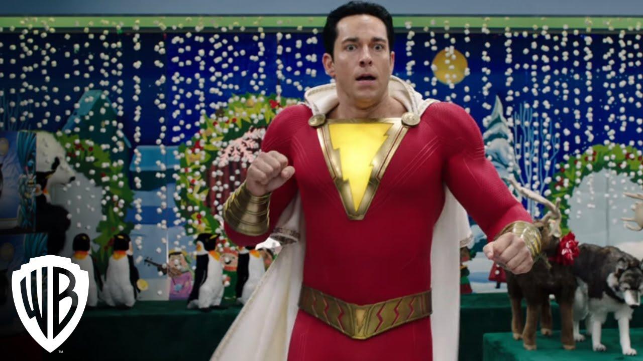 Shazam! | I Can Fly! | Warner Bros. Entertainment