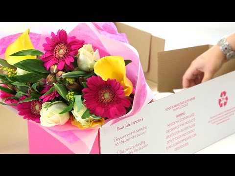 Flying Flowers Delivery - Your Flowers Delivered