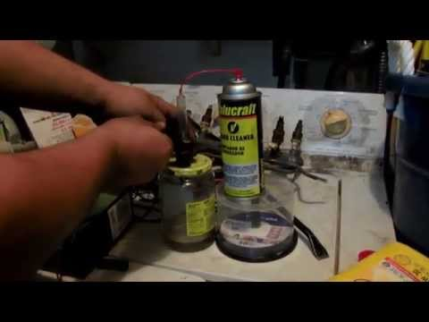how to clean fuel injectors at home