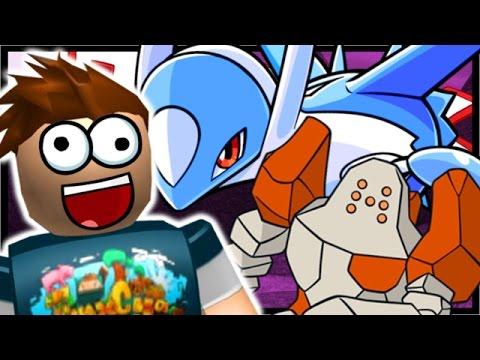 WILD LATIOS LEGENDARY, REGIROCK & REGIGIGAS RELEASE!! | Roblox Pokemon Brick Bronze | Ep 45