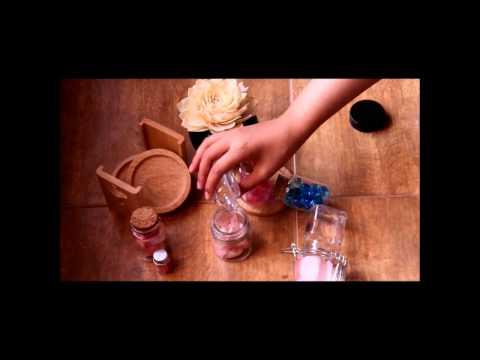 How to Make A Perfume Using Flowers - By Bloom Team كيف تصنع عطرك بواسطة الزهور ^^
