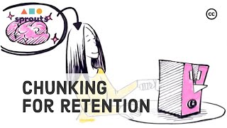 Chunking: Working Memory and Longterm Retention