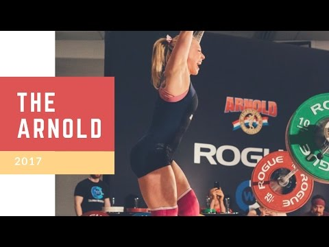 I Came; I Saw; I Conquered The Arnold
