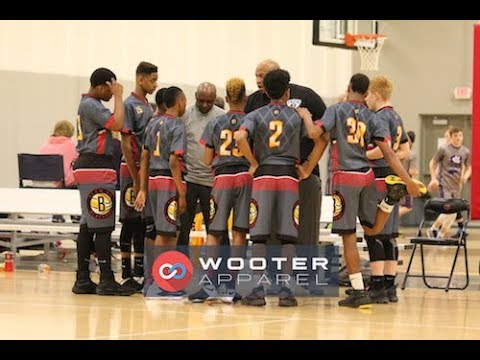 Wooter Apparel Full-Sublimation Basketball Uniforms