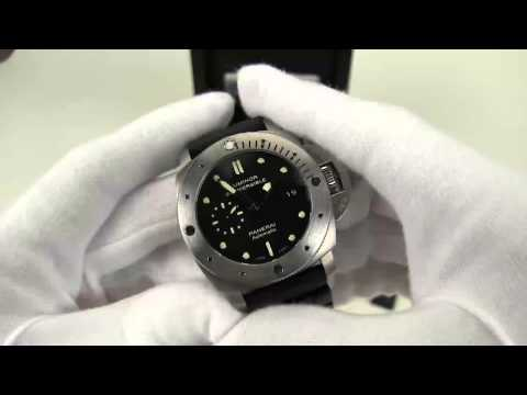 Whats in the box? Panerai PAM305L