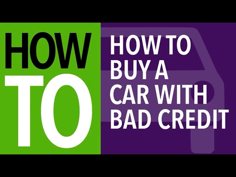 Top 5 Steps to Financing a Car with Bad Credit - CARFAX