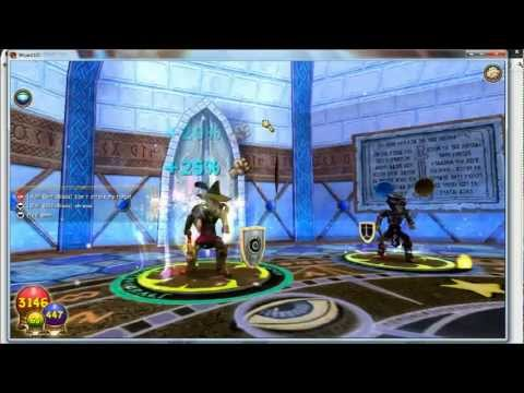 Wizard 101 Playthrough - Grizzleheim - Part 21