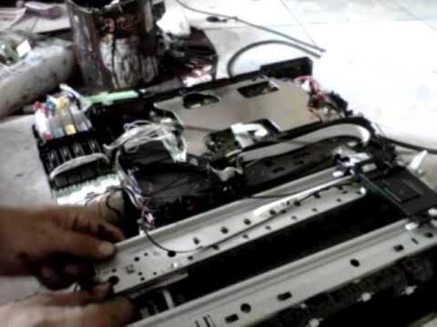 Brother Printer Mfc J265 w Cara Mengatasi Unable to clean 50
