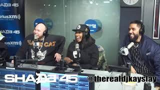 Dj Kayslay Interviews Fat Joe & Dre from ( Cool N Dre )