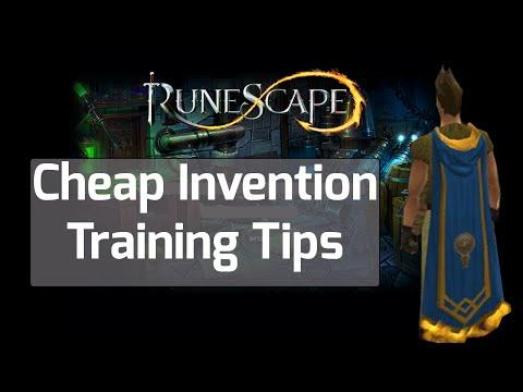 Runescape Invention Preparation Guide - Cheap NPC shops