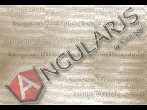 Add or remove data in html table using AngularJS