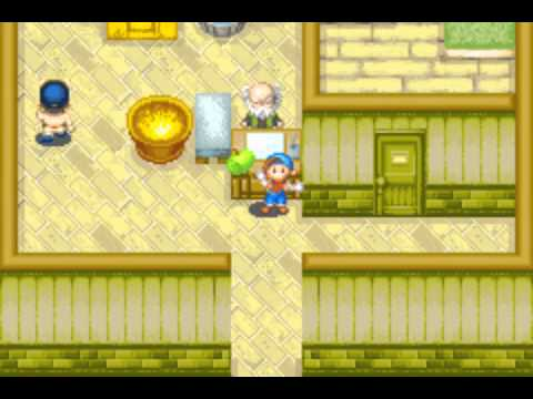 Harvestmoon Friends of Mineral Town ( Mythic Stone )