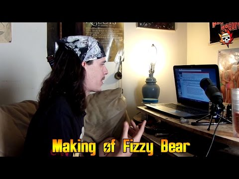 Rusty Entertainment - Making of Fizzy Bear of Nuka World Radio (Voice Acting)