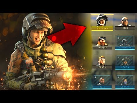 Black Ops 4: ALL 10 Specialists, NEW Equipment, & DOGS in Multiplayer!