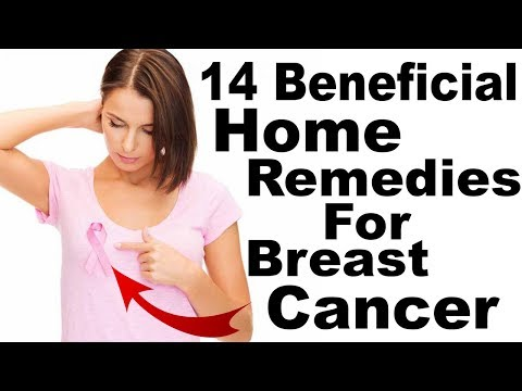 14 Beneficial Home Remedies For Breast Cancer/Home Remedies For Breast Cancer