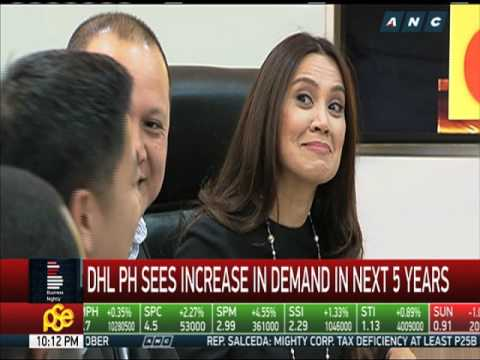 DHL PH sees increase in demand in next 5 years