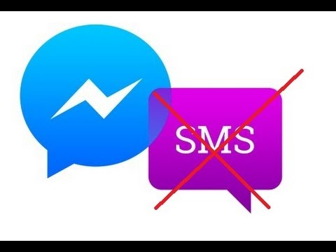 How to Disable Sms In Facebook Messenger