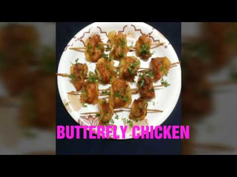 Butterfly chicken | How to make chicken and chips | Ramadan special | Iftaar recipes |