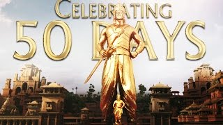 Baahubali - The Beginning | 50 Days Trailer