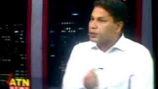 ATN news Talk Show ABout Bangladesh vs India Cyber war