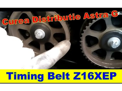 Distributie Opel Astra G -- Timing Belt Z16XEP