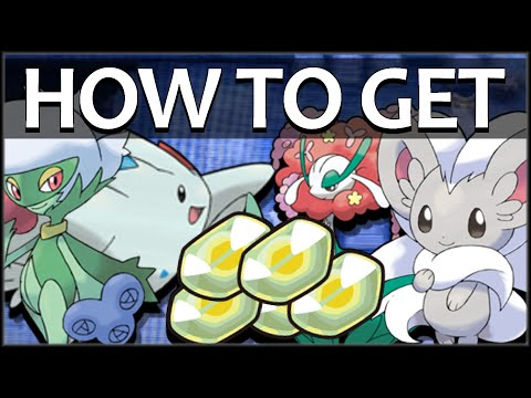 HOW TO GET Multiple Shiny Stones in Pokemon ORAS