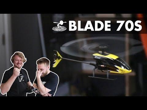 HELI PIG CHALLENGE   Blade 70s