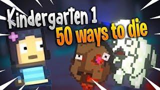 50 funny ways to die in Kindergarten