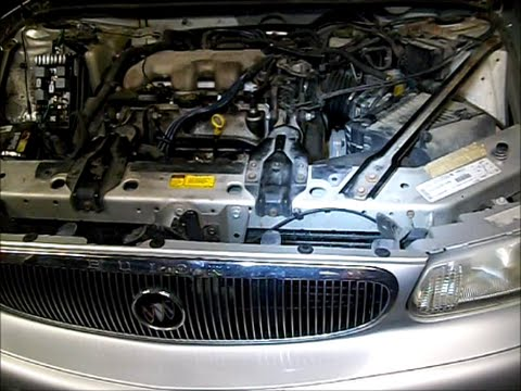 00 Buick Century intermittant no start blowing 40 Amp crank fuse fixed