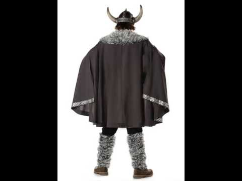 Theatrical Quality Viking Warrior Adult Costume