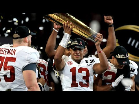 Freshman leads Alabama to national title over Georgia