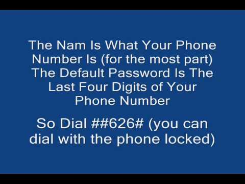 Samsung Switched Your Nam? Phone Locked? Fix It Here