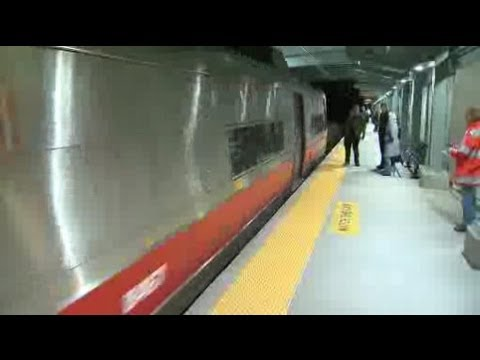 New Haven trains to Grand Central open