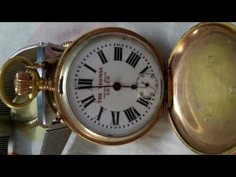 The Yeoman Swiss made Lever pocket watch.