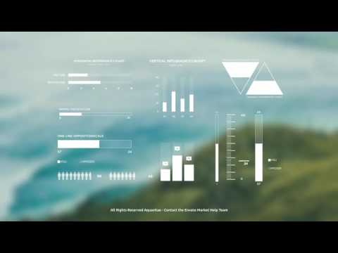After Effects Template - Best Simple Infographics