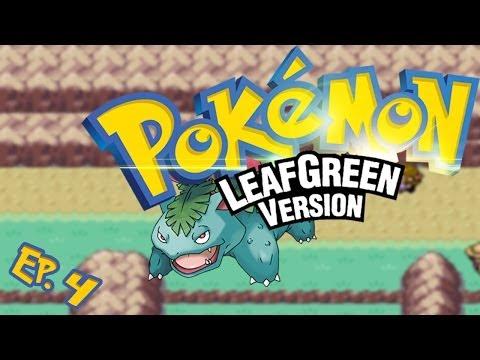 Pokemon LeafGreen - Walkthrough - Part 4
