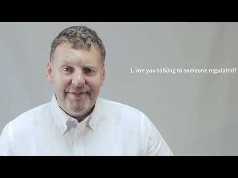 Insider Knowledge - Financial Advice Regulation