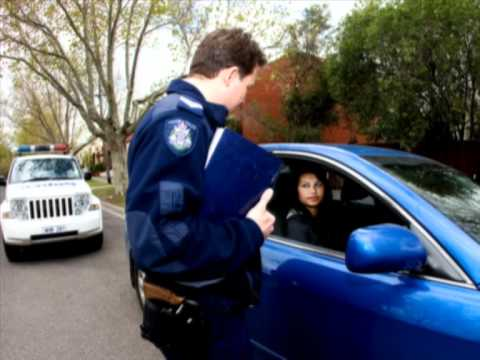 Unlicensed Driving in Australia - English