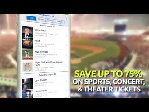 Razorgator Tickets - Sports, Concert, & Theater Ticket App
